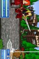 Screenshot of Epic Battle Fantasy 2