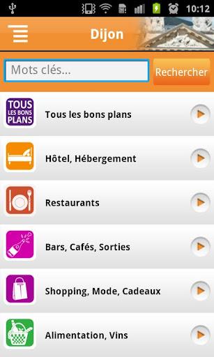 【免費旅遊App】Dijon-APP點子
