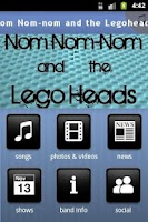 Screenshot of Nom Nom-nom and the Legoheads