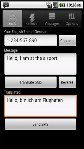 SMS Translator