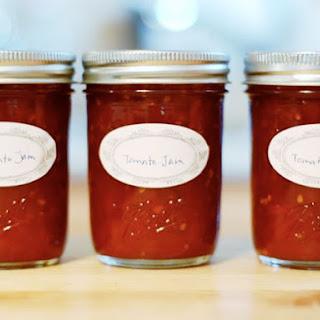 Tomato Jam With Pectin Recipes