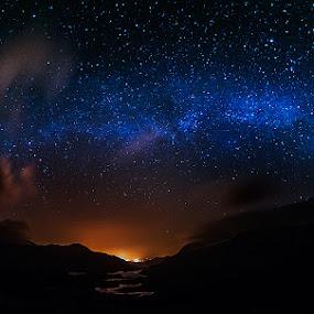 by Konrad Świtlicki-Paprocki - Landscapes Starscapes