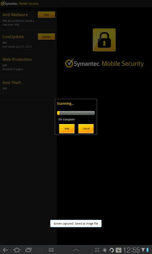 【免費商業App】Symantec Mobile Security Agent-APP點子