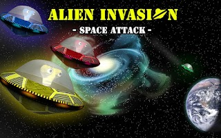 Screenshot of Alien Invasion - Space Attack