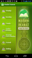 Screenshot of Madani Inamat
