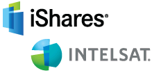iShare and Intelsat logos