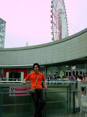 오다이바 덱스도쿄비치 - 도쿄(東京 - Tokyo)[오다이바,odaiba,덱스도쿄비치,일본,도쿄,동경,tokyo,여행,travel]