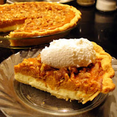 Old Fashioned Paradise Pumpkin Pie