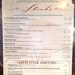 GF menu (2) from 11812 Bandera Road, San Antonio, TX 78023