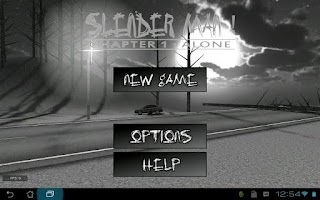 Screenshot of Slender Man Origins 1:Free