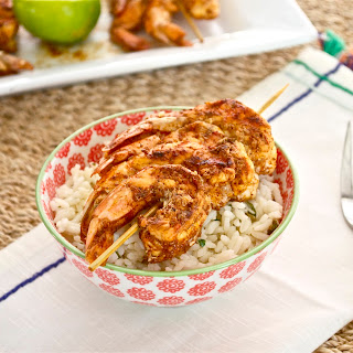 Spicy Lime Grilled Shrimp Recipes