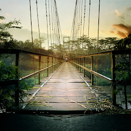 jembatan pundong by Aruna Queensya photowork - Buildings & Architecture Bridges & Suspended Structures ( building, architecture )