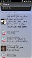 Screenshot of Album Folder Player