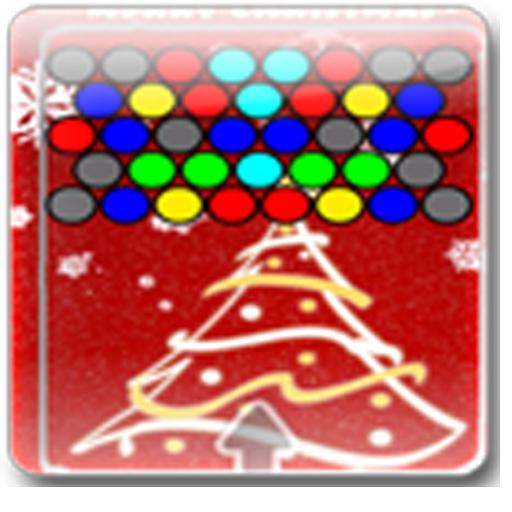 街机のクリスマスバブル LOGO-記事Game