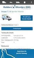 Screenshot of Robben and Wientjes Car-Rental