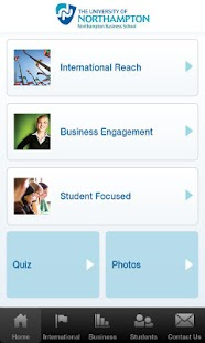 BusinessSchool - screenshot