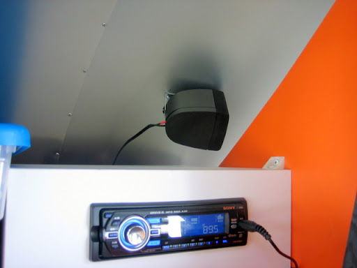 Bose Speakers Install