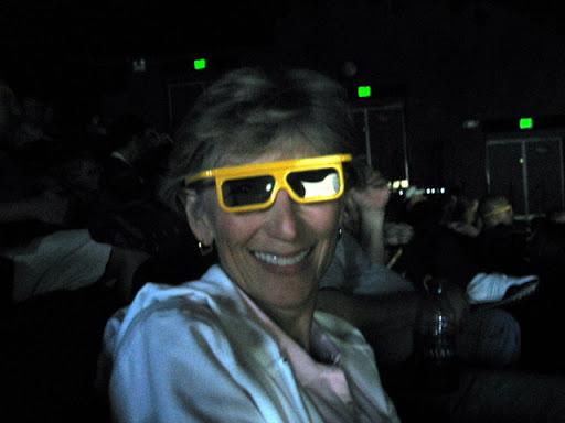 Debbie 3-D Picture