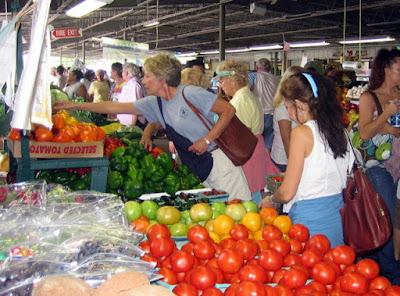 Flea Market Produce