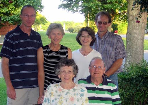 Deb's family