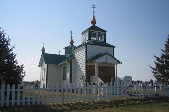 Anchor Pt Church