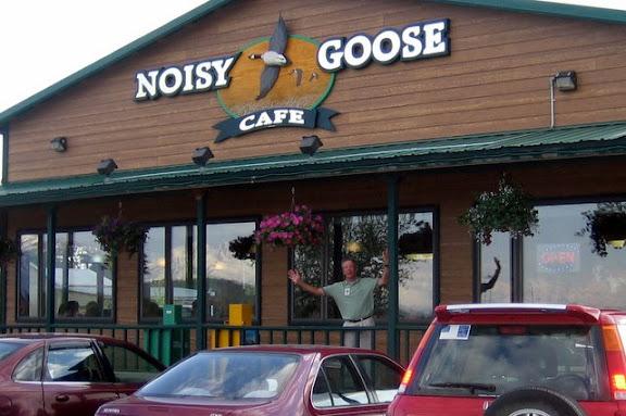 Noisy Goose restaurant