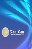 Screenshot of Saifcall