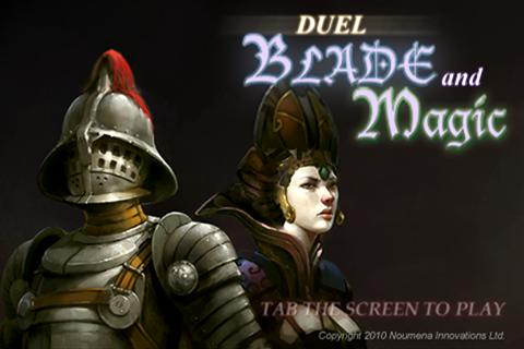 Duel: Blade Magic Pro