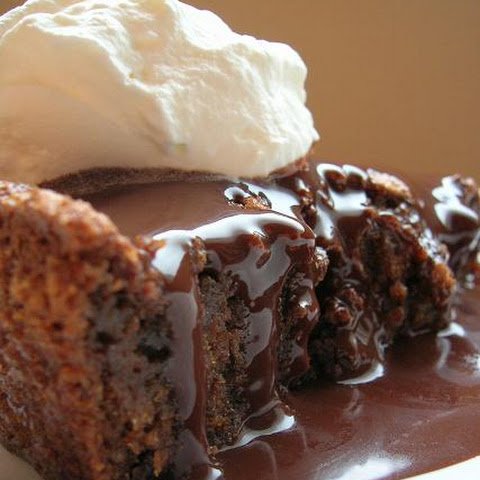 Chocolate Graham Cracker Cake