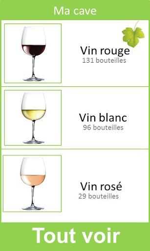 Gestion de cave à vin