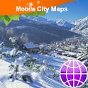 Bardonecchia Street Map icon