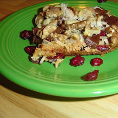 Crazy Cranberry Bars