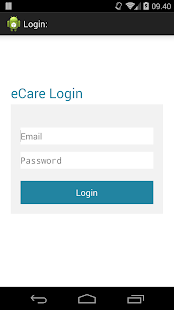 eCARE - screenshot