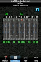 Screenshot of IBM Mobile Systems Remote