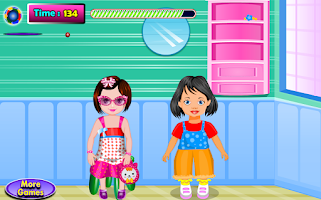 Screenshot of Sister Baby Care