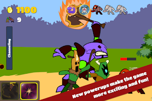 Screenshot of Void Goes Farming