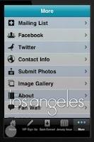 Screenshot of Live Los Angeles