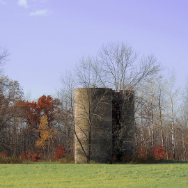 Twin towers. by Carolyn Kernan - Buildings & Architecture Other Exteriors