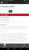 Screenshot of Proven Restaurant Hiring - SF