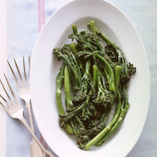 Sauteed Baby Broccoli