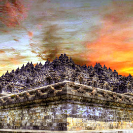 Borobudur by Irwansyah Photography - Buildings & Architecture Public & Historical