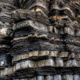 layers by Clayton Jordan - Landscapes Caves & Formations ( ctj photography, wales, ground, landscape, formation )