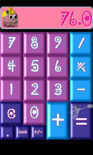 Girlie Calculator Pro