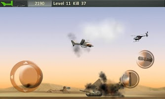 Screenshot of Drone Attack