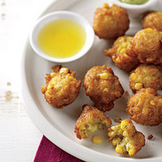 Plantain Hush Puppies