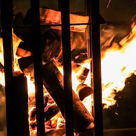 by Anrijs Slišāns - Abstract Fire & Fireworks