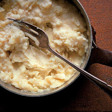 Fork-Mashed Potatoes Recipe