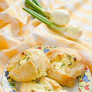 Cheese And Scallion Knishes