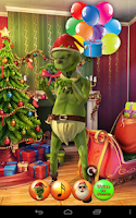 Screenshot of Santa Fun Jokes