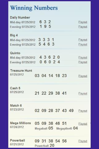 【免費娛樂App】PA Lottery Results-APP點子